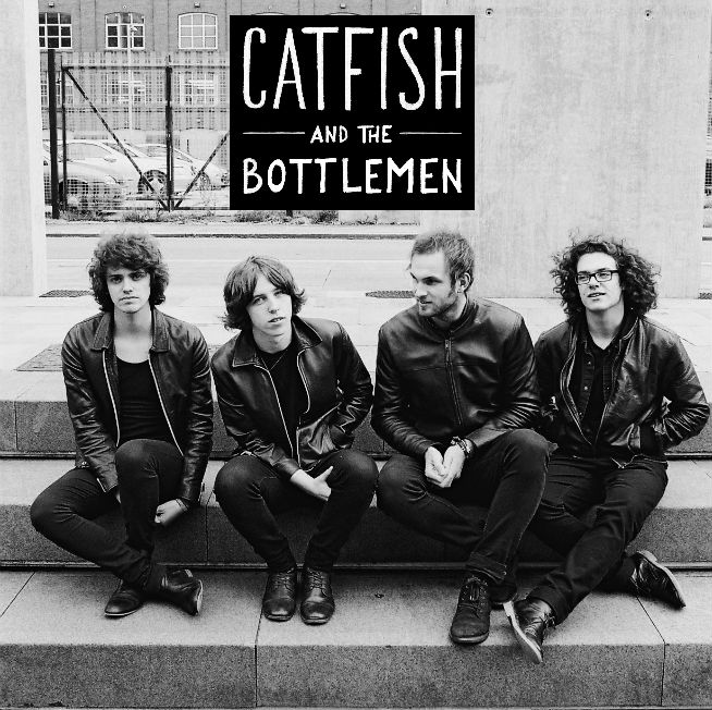 CATFISH AND THE BOTTLEMEN: PACIFIER VIDEO - London On The Inside