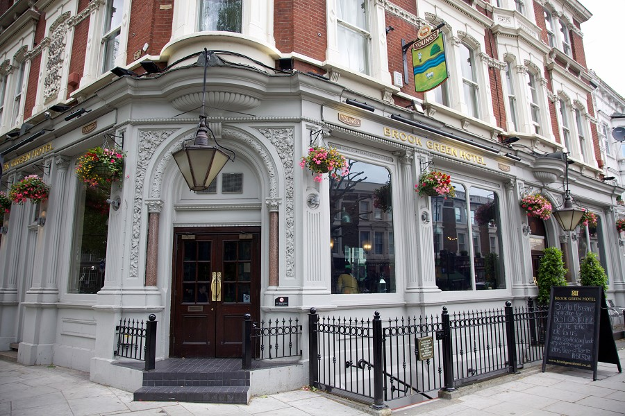 REVIEW: BROOK GREEN HOTEL