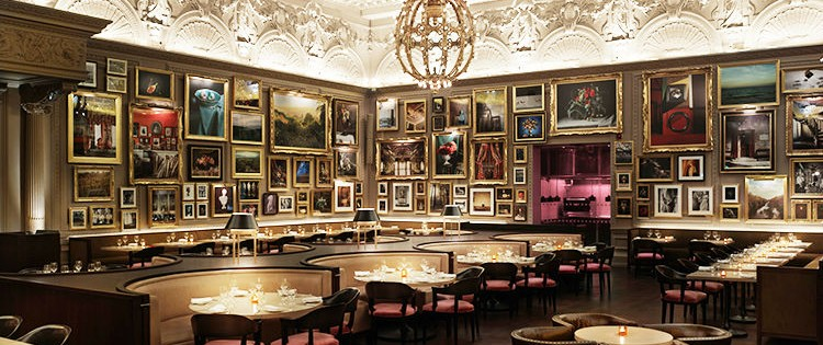 REVIEW BERNERS TAVERN London On The Inside