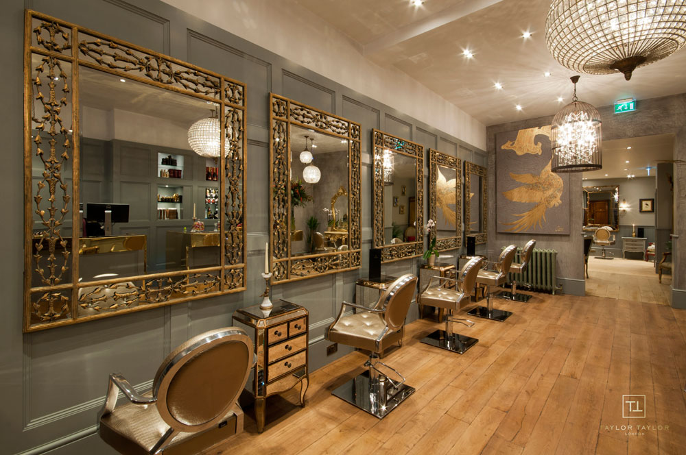 Salon Spy Taylor Taylor London On The Inside