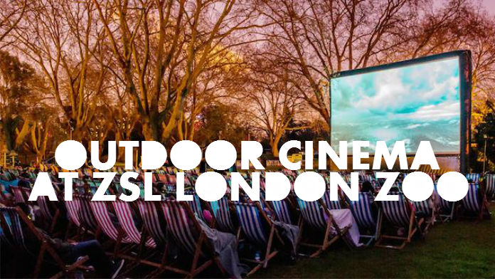 OUTDOOR CINEMA X ZSL LONDON ZOO