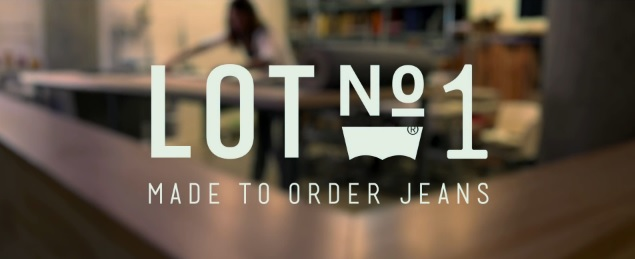 SPONSORED VIDEO: LEVI'S LOT NO 1