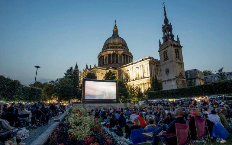 nomad cinema | london on the inside