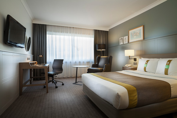 HOLIDAY INN LONDON HEATHROW REVEALS NEW ROOMS