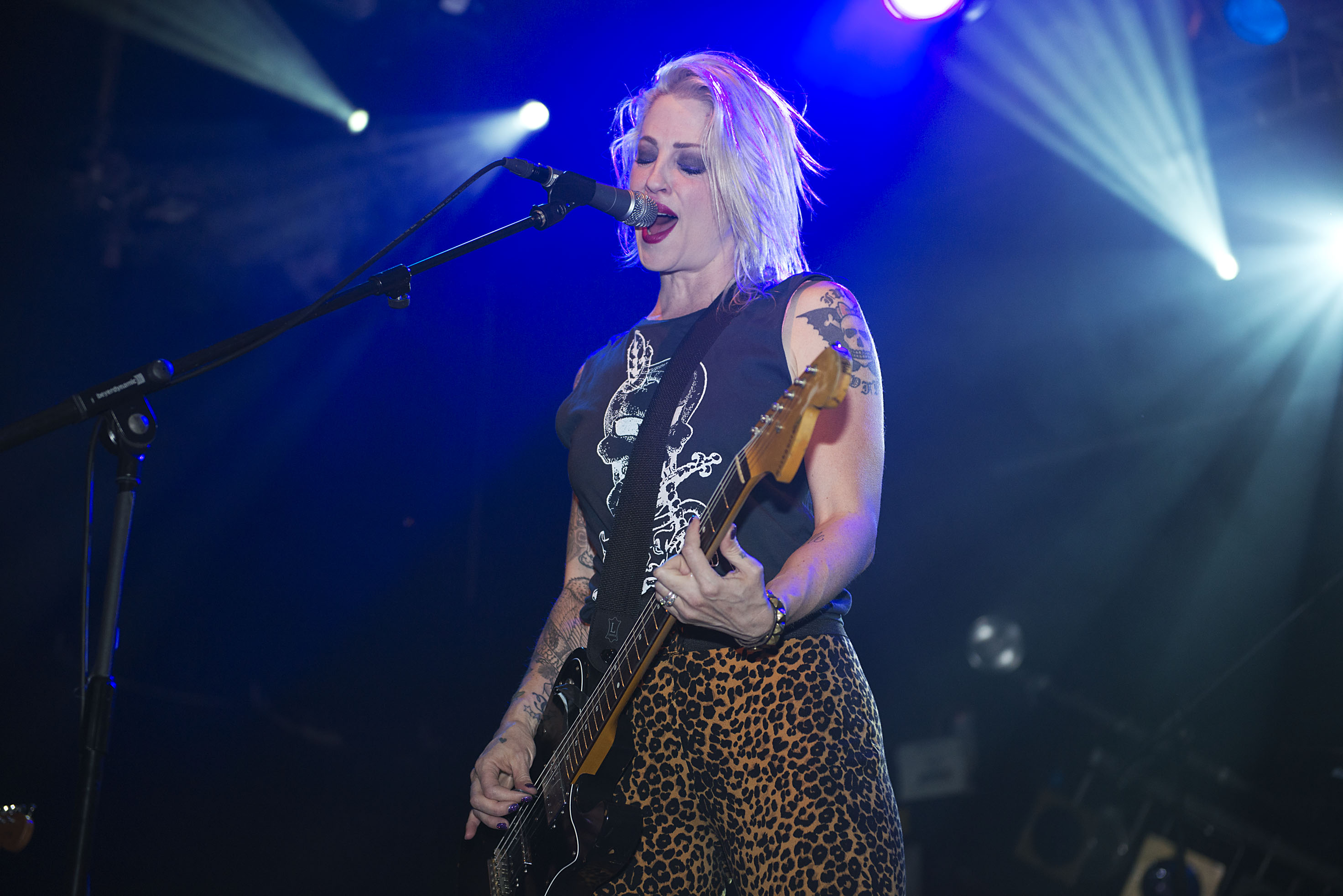 LIVE REVIEW: BRODY DALLE