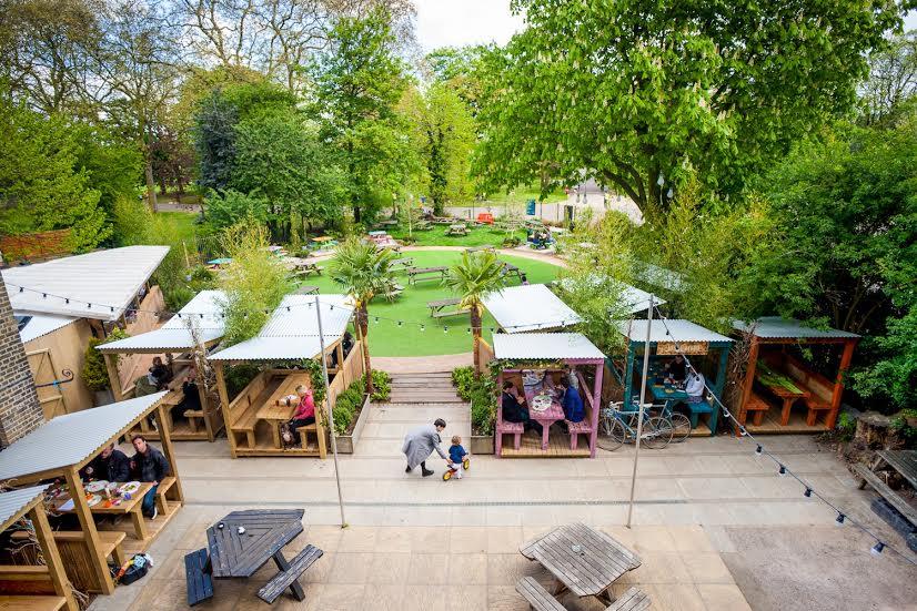 Park Tavern Restaurant