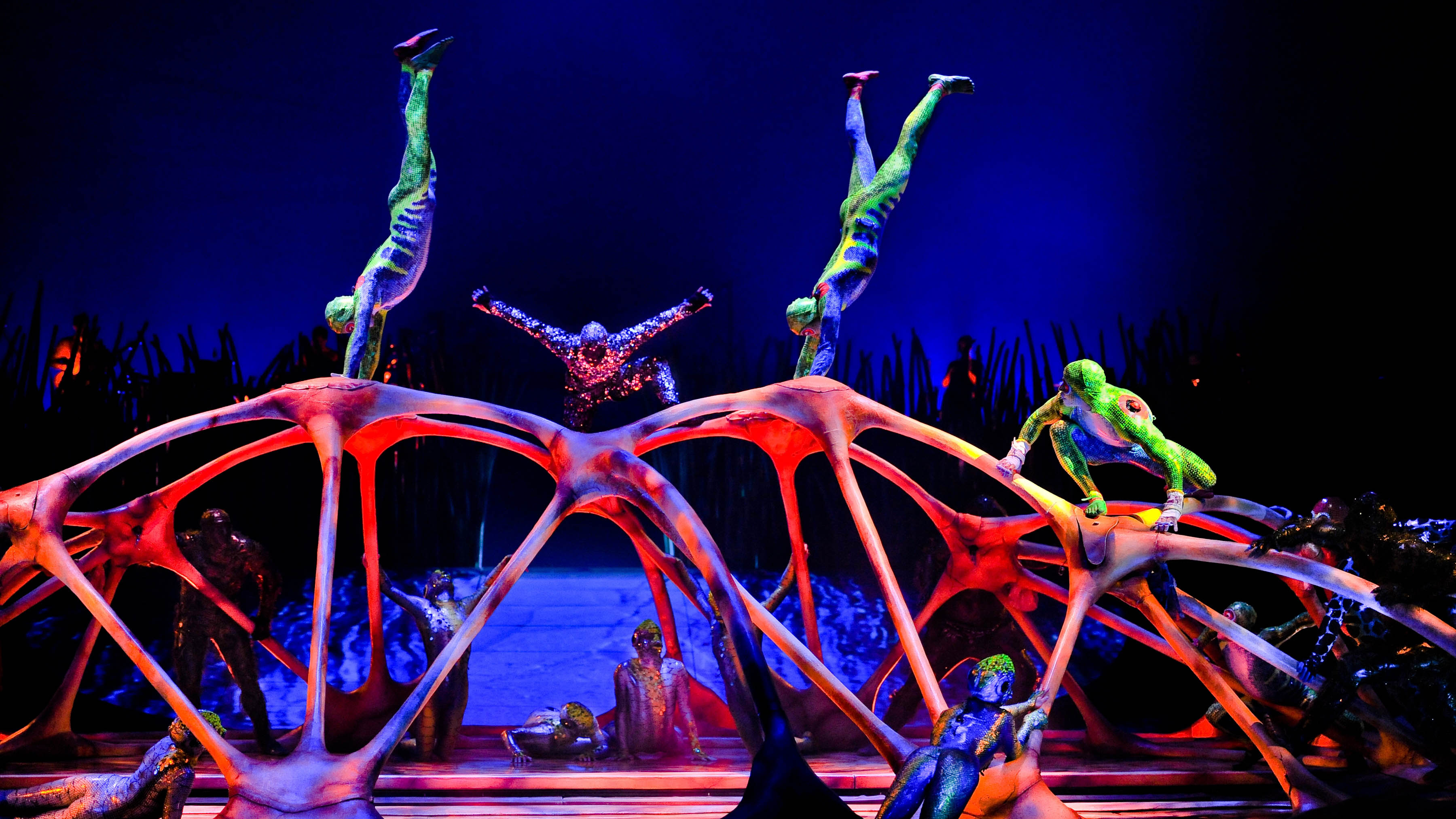 Cirque du Soleil Drives Creativity and Expansion with SAP Solutions