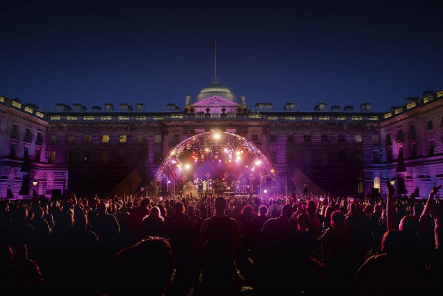 WIN TICKETS TO THE SUMMER SERIES AT SOMERSET HOUSE WITH AMERICAN EXPRESS®