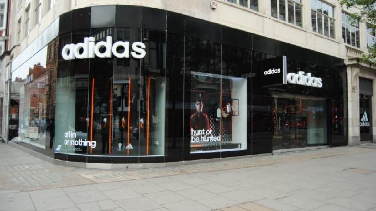ADIDAS ORIGINALS LONDON STORE - London