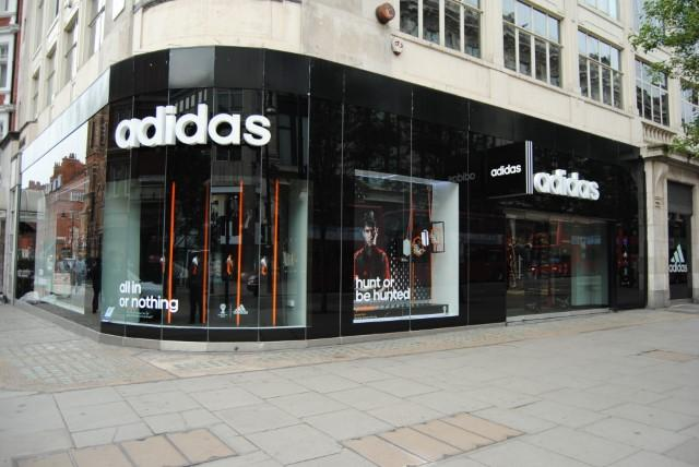 adidas near covent garden