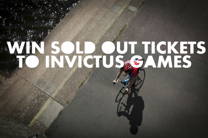 WIN SOLD OUT TICKETS TO INVICTUS GAMES