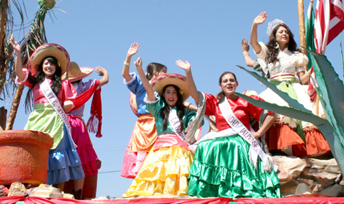 Win Tickets To The Mexican Embassy S Independence Day London On