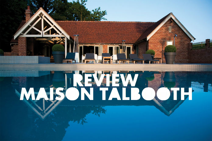 REVIEW: MAISON TALBOOTH