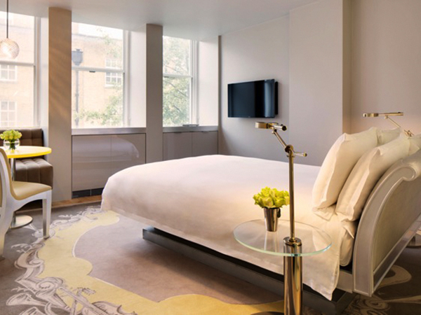 ST MARTINS LANE GETS NEW ROOMS