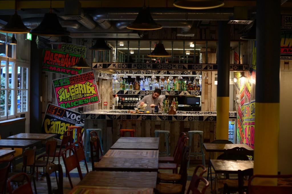 Peruvian Restaurant Soho London