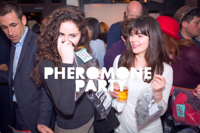 PHEROMONE PARTY RETURNS TO STORIES BAR
