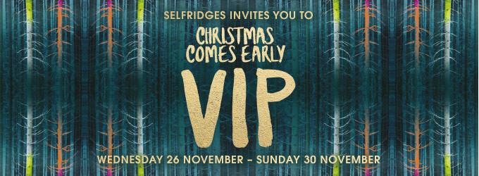 Selfridges coupon code
