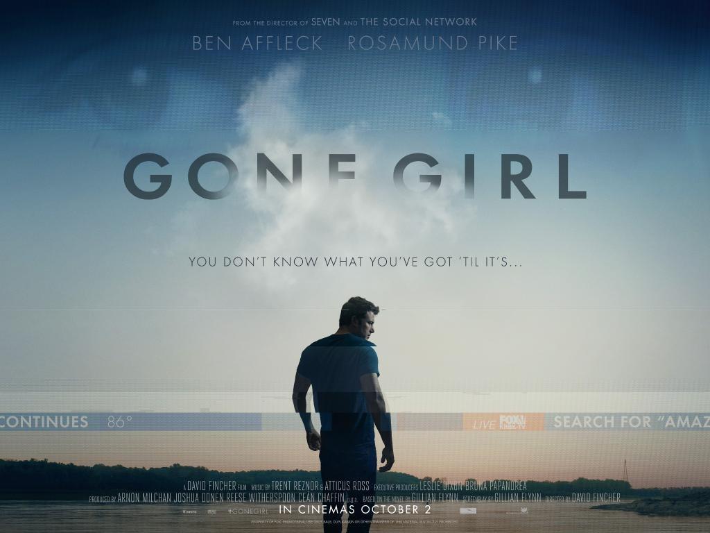 GONE GIRL BT TOWER