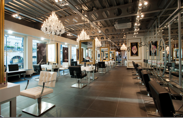 Salon Spy House Of Rush London On The Inside