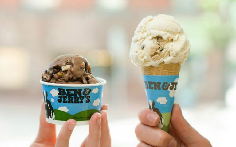 ben & jerry's | london on the inside
