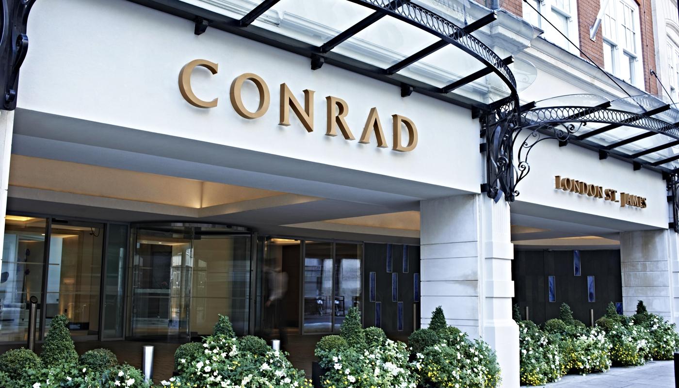 REVIEW: CONRAD ST JAMES