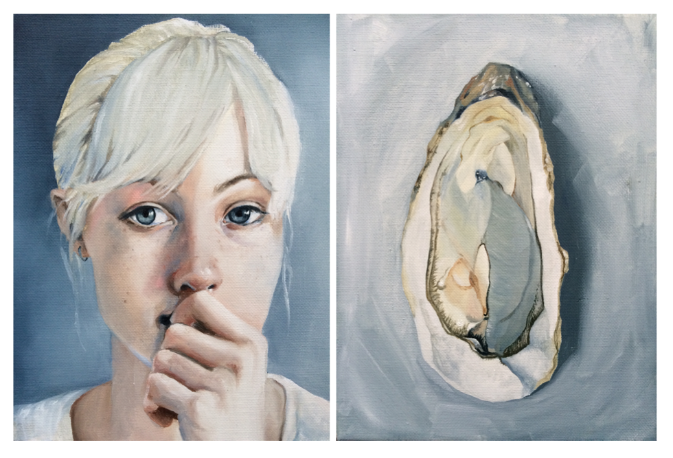 Marin Crosta painting LOTI
