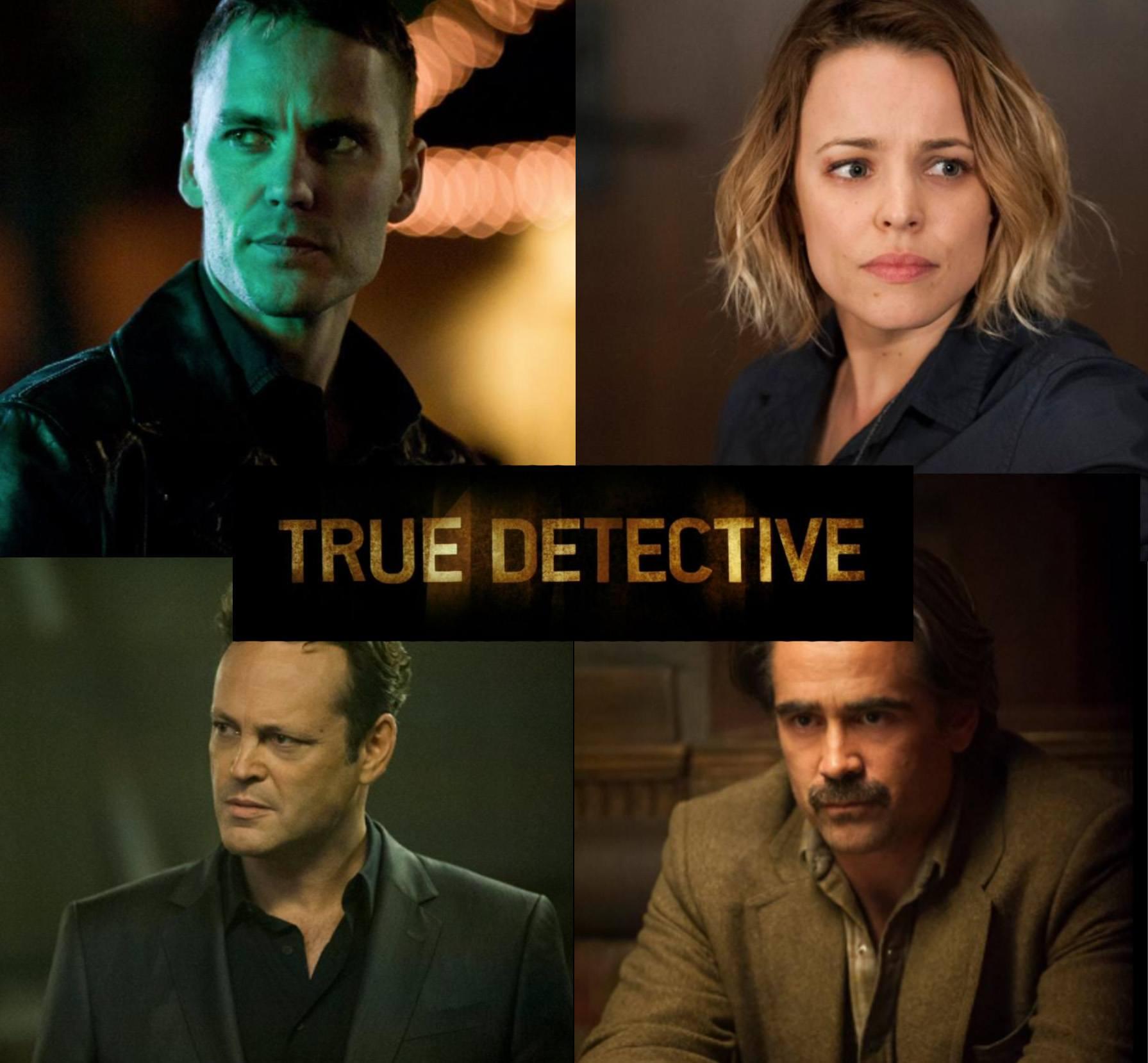 True detective homix season i