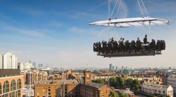 london in the sky is back