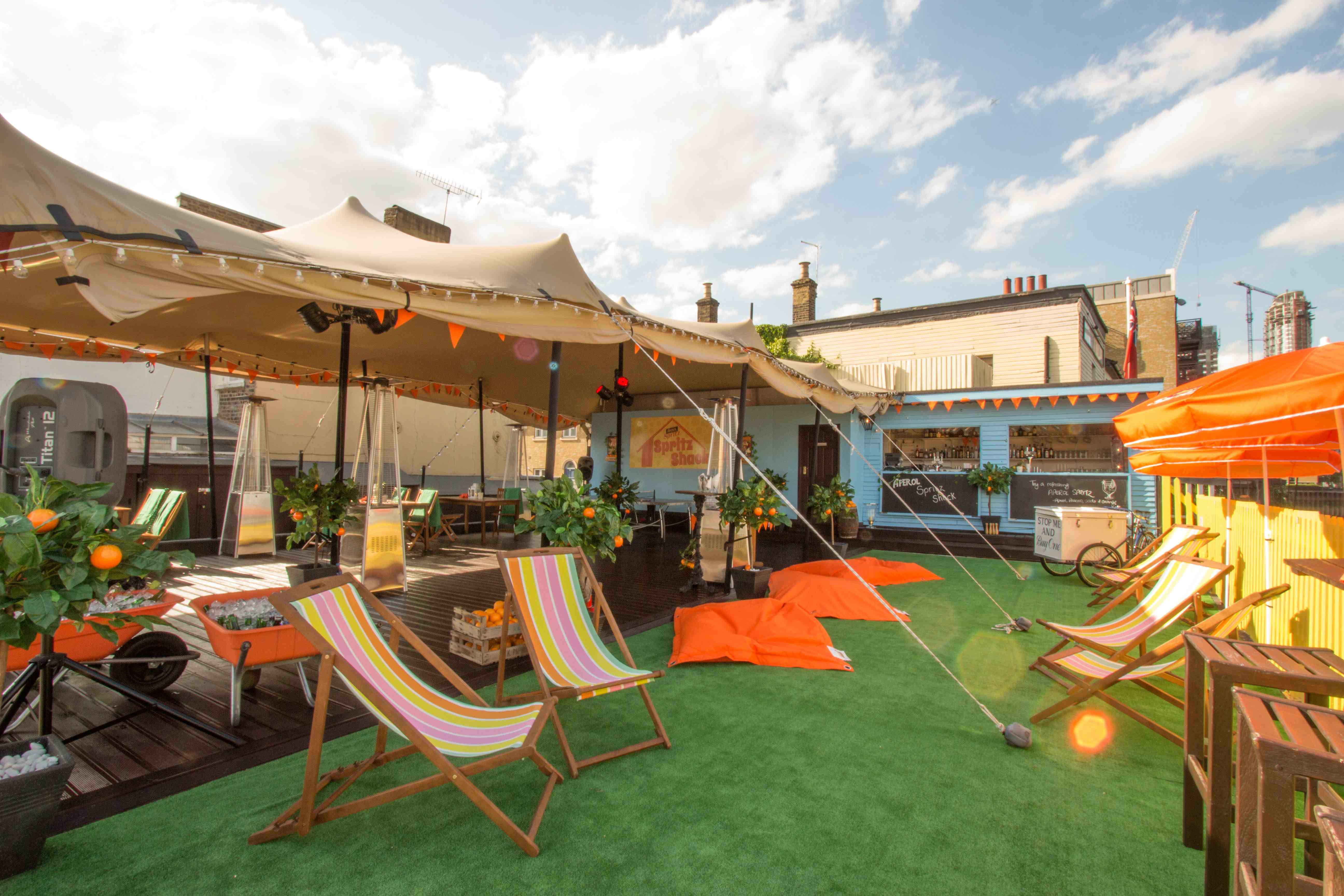 Free Aperol Spritz London On The Inside