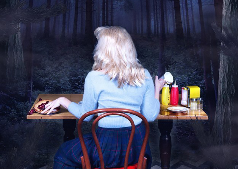 THE TWIN PEAKS DINING EXPERIENCE
