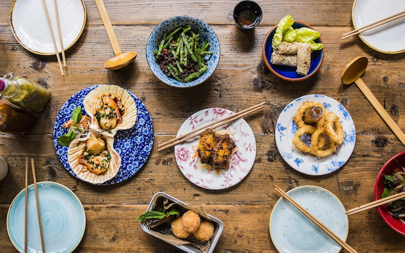 REVIEW: VIETFOOD - London On The Inside