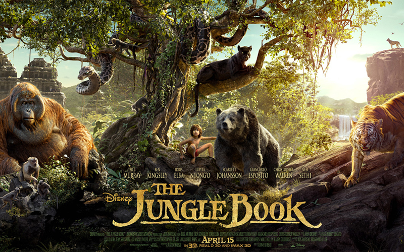 FILM: THE JUNGLE BOOK