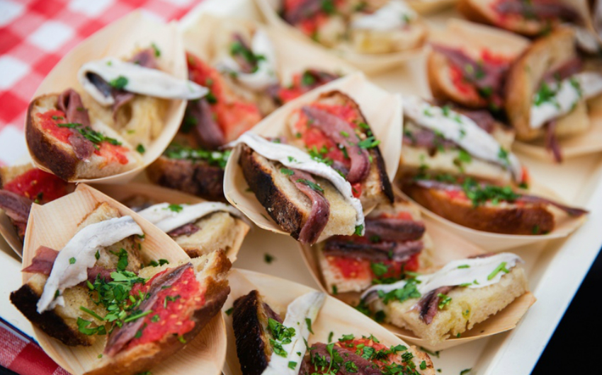 soho food feast | london on the inside
