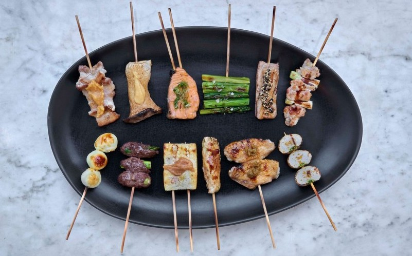 50% OFF SUSHI AND ROBATA