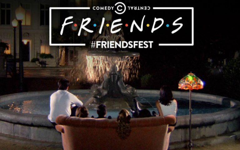 friends fest | london on the inside