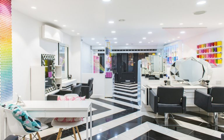 not another salon | london on the inside