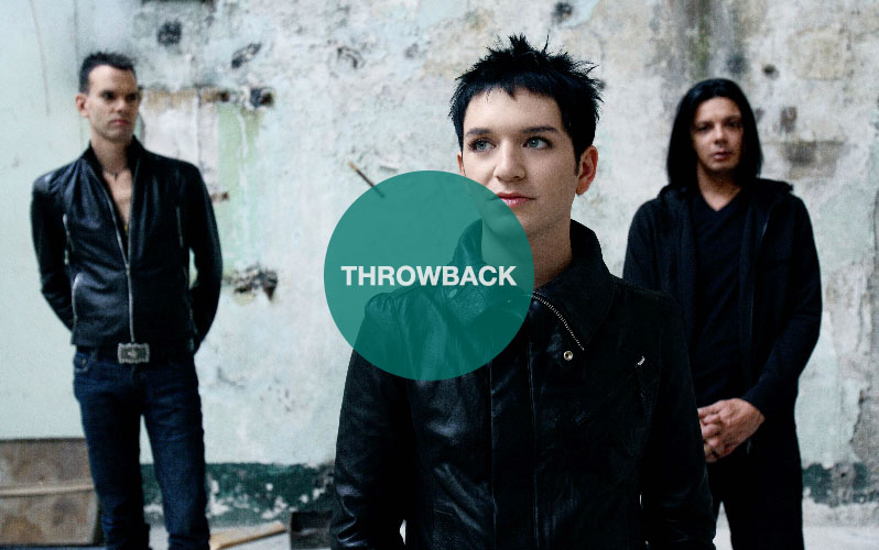 SPOTIFY THROWBACK: PLACEBO