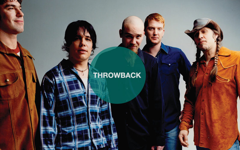 THROWBACK: QUEENS OF THE STONE AGE