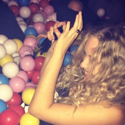 BALL PIT BAR OPENING