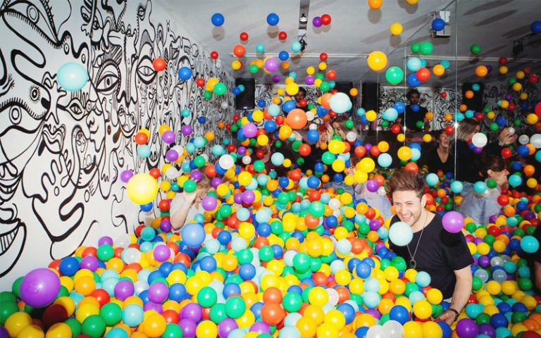 Ball Pit | London On The Inside