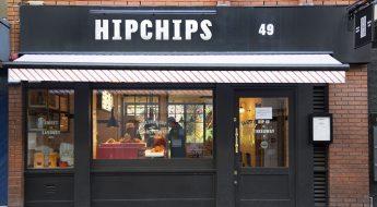 inside the crisp cafe hipchips