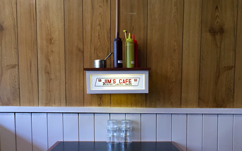 LOTIEATS: JIM'S CAFE