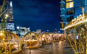 the igloos are back at coppa club