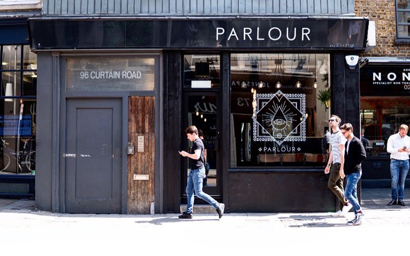 Parlour tattoo london on the inside for The parlour tattoo