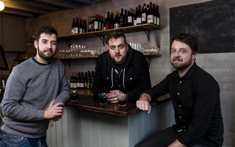 ENFANT TERRIBLE<br>HACKNEY'S SMALLEST WINE BAR
