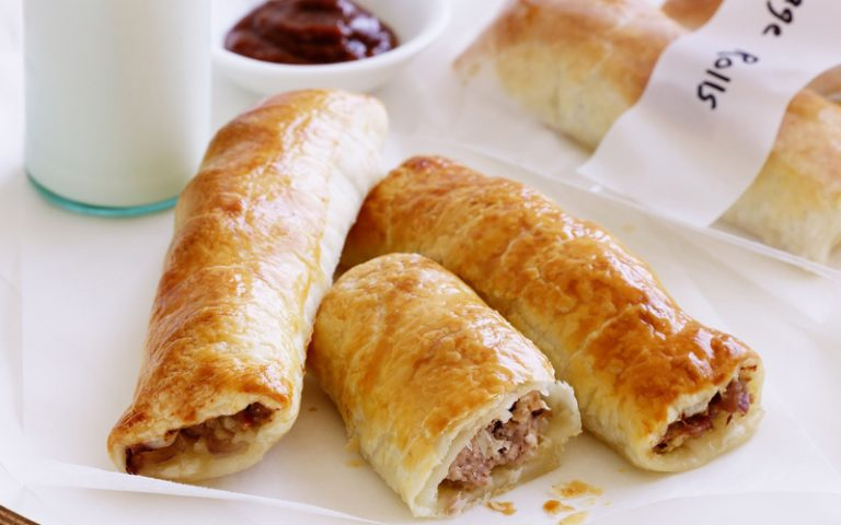 Sausage Roll Off | London On The Inside
