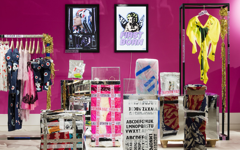 FASHION EAST STORE AT SELFRIDGES