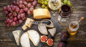 free cheese & wine festival