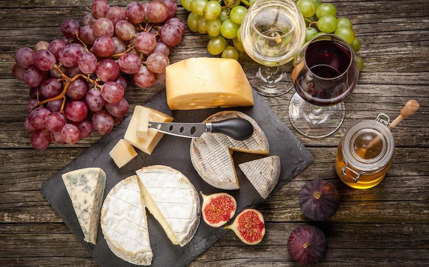 free cheese & wine festival