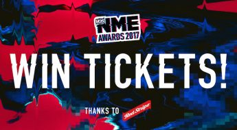 win nme awards 2017 tickets